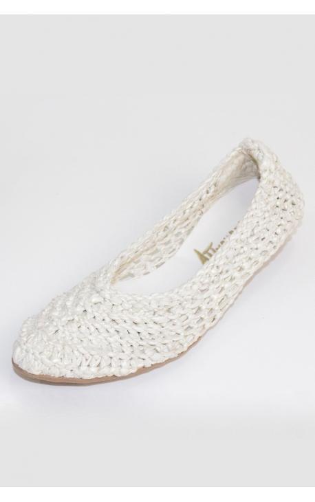 Zapatillas bailarinas artesanales