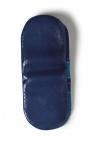 Calcetines antideslizantes Pilates - estampado deportivas 1