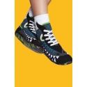Non-slip socks for boys - Sport shoes print
