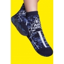 Grip socks for boys - Air force print