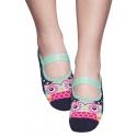 Calcetines para Yoga - estampado Búho
