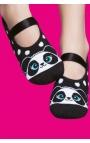 Zapatillas para Pilates - oso panda