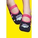 Non-slip pilates socks - Bear print