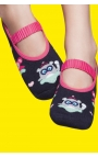 Zapatillas Pilates - estampado ositos