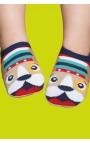 Zapatillas calcetín para bebés