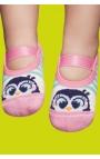 Calcetines antideslizantes bebé - estampado pingüinos 1