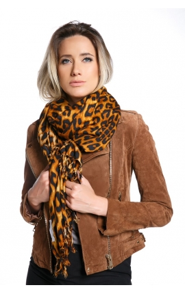 Foulard animal print - Guepardo