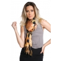 Scarf - Leopard Look animal print
