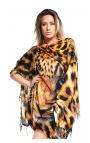 Pañuelo animal print - Mirada de Leopardo