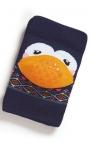 Baby knee pads - penguin print
