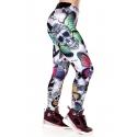 Women's sports tights - Butterfly