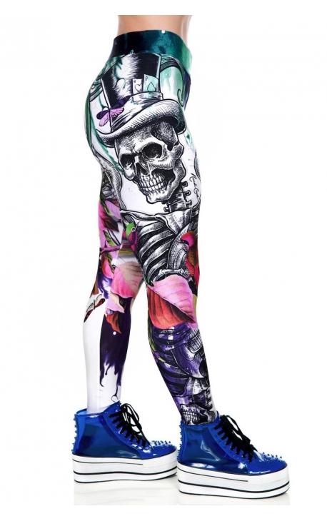 Sweatpants - Music Skull