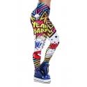Pantalón deportivo mujer Pop Art