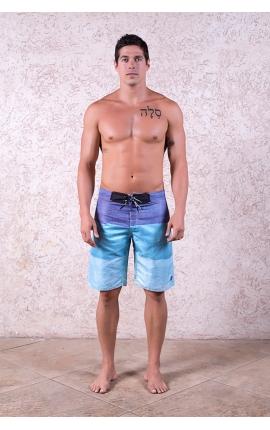 Bermuda Masculina estilo surfer Ocean Wave