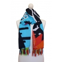Colourful Beach Scarf