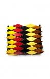 Monedero de madera hecho a mano - Varios colores