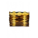 Handmade wooden purse - Several colours
