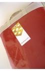 Hamaca Colgante Doble Brasileña Roja - Verde