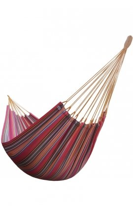 Hammock - Two-person Coloured Brazilian Hammock
