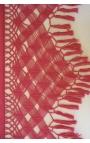 Garden hammock - Two-person Pink Brazilian Hammock