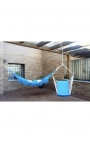 Two-person hammock - Turquoise Brazilian Hammock