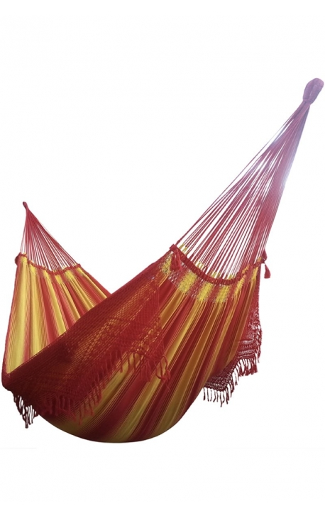 Cotton hammock - Family-size Spain colours