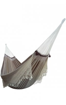 Cotton hammock - Family-size Luxury Brazilian Hammock