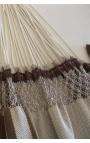 Cotton hammock - Family-size Luxury Brazilian Hammock