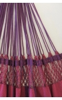 Indoor hammock - Family-size Brazilian Fuchsia Hammock