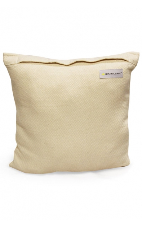 Beige Extra-smooth Cushion