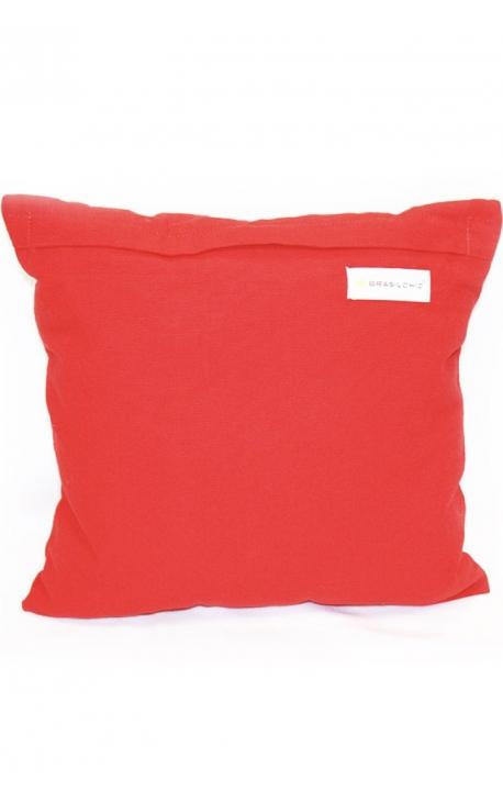 Cojín Rojo1