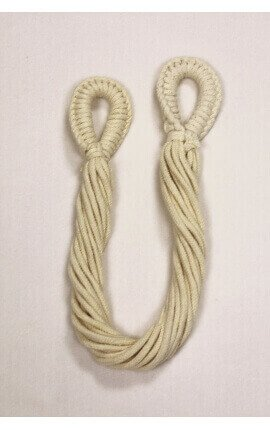 Cotton extension rope