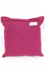 Pack Family-size Brazilian Hammock with a Fuchsia Design + Cushion + Attachments