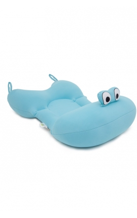 Bath pillow for babies - Blue