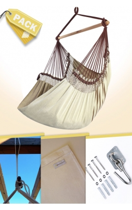 Pack Brazilian Hanging Chair + Attachments