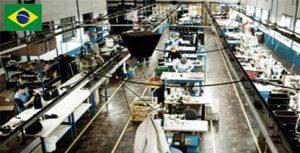 Nordweg leather rucksacks are made in Brazil