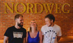 The Nordweg team