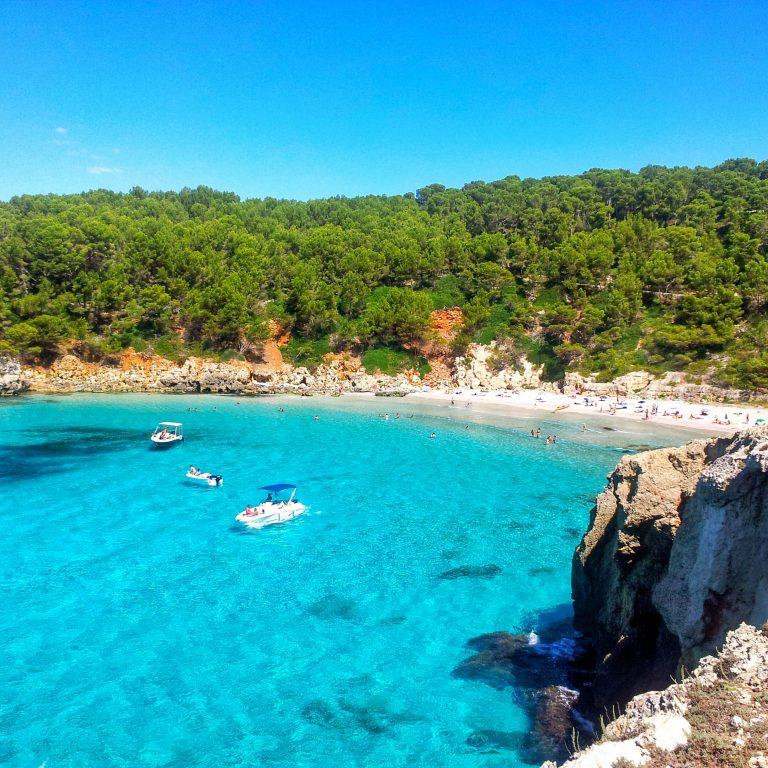 Cala Escorxada de Menorca
