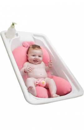 Baby bath pillows