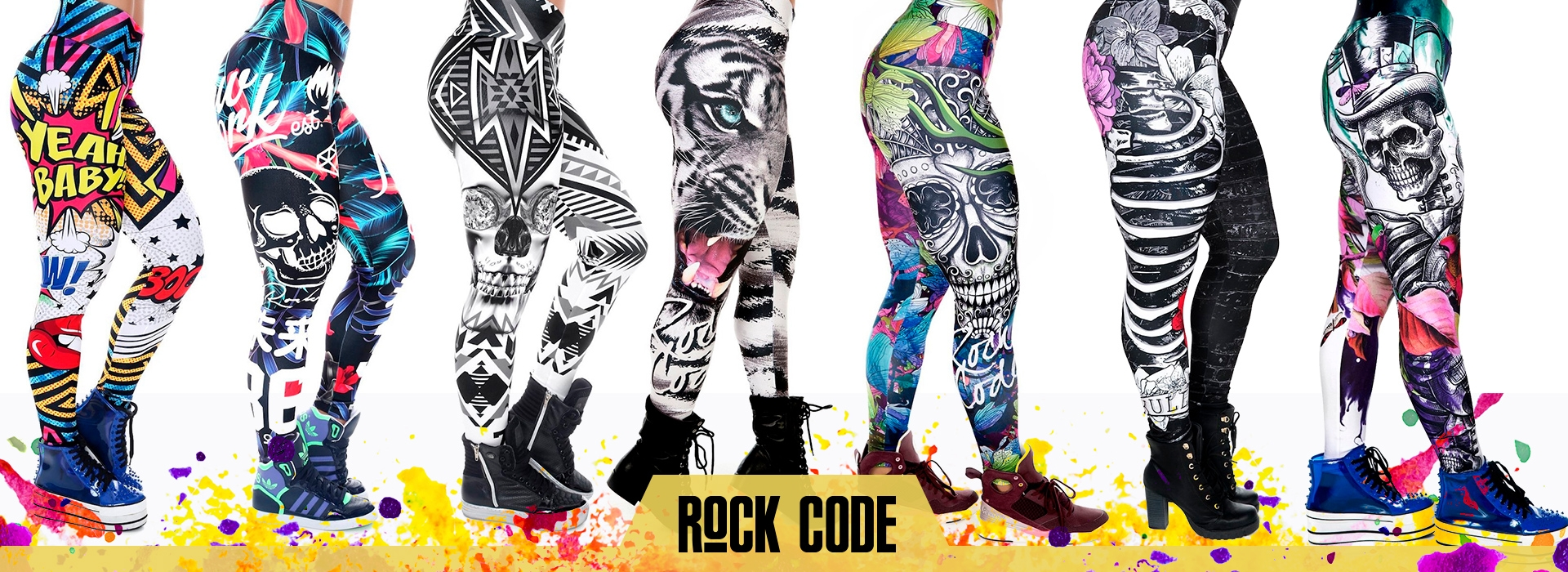 Sweatpants Rock Code